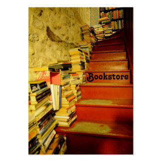 Tarjeta de visita de la librería