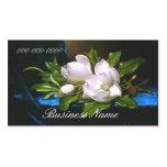 Tarjeta de visita de la magnolia