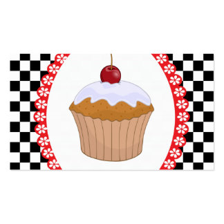 Tarjeta de visita de la panadería del mollete del
