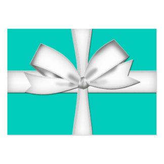 Tarjeta de visita de la tarjeta de regalo del trul