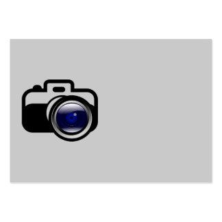Tarjeta de visita de los fotógrafos