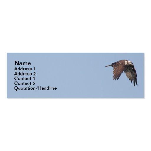 Tarjeta de visita de Osprey