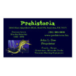 Tarjeta de visita de Plesiosaur