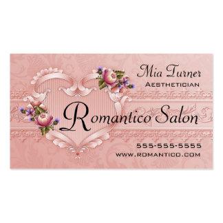 Tarjeta de visita de Romantico S
