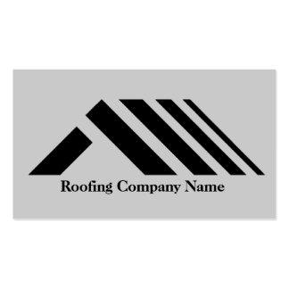Tarjeta de visita de Roofing Company