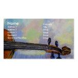 Tarjeta de visita de Stradivarius