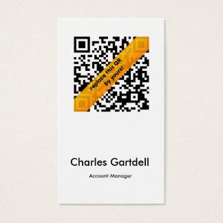 tarjeta de visita de uQR.me