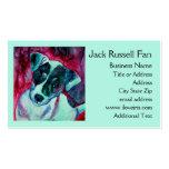 """Tarjeta de visita del arte del perro del """"Julep"""" -"""
