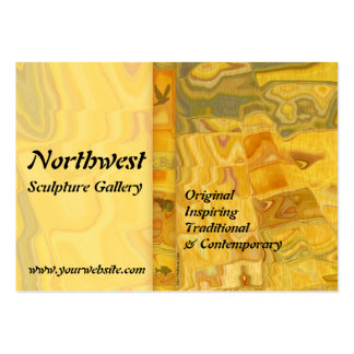 Tarjeta de visita del noroeste de la galería de la