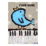 tarjeta de visita del pianista