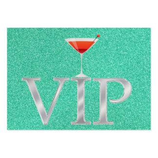 Tarjeta de visita del VIP - SRF