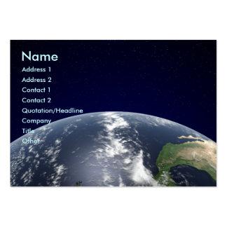 Tarjeta de visita global