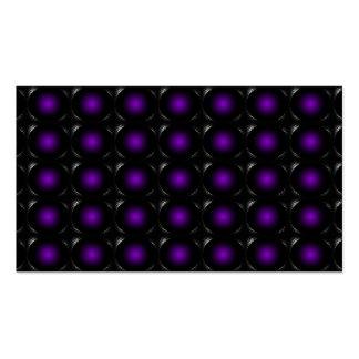 Tarjeta de visita inusual de la ilusión 3D de la p