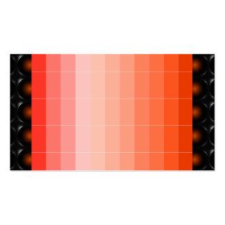 Tarjeta de visita inusual de la ilusión de Brown 3