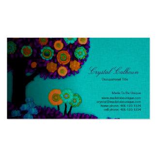 Tarjeta de visita o tarjeta de visita de la mamá -