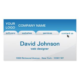 tarjeta de visita profesional