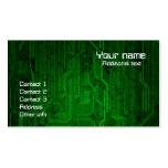 tarjeta de visita sucia del diseño