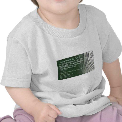 Tarjeta de visitas camisetas