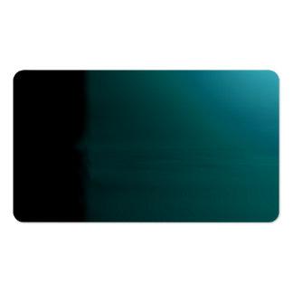 Tarjeta de visitas visual inusual de los plantillas de tarjeta de negocio