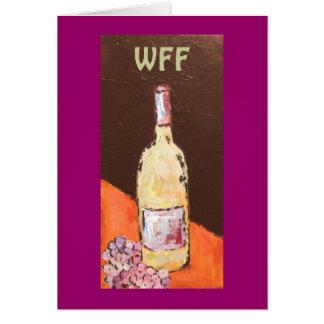 Tarjeta de WFF