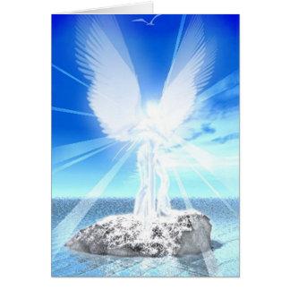 Tarjeta del ángel