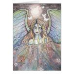 Tarjeta del ángel de la esperanza por Molly Harris