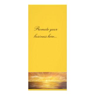 tarjeta del arte lonas personalizadas
