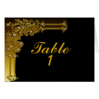 Tarjeta del asiento de la tabla del boda