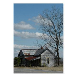 Tarjeta del ATC de la casa de la granja Tarjeta De Visita