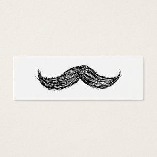 Tarjeta del bigote