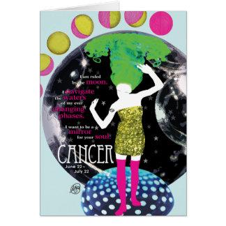 Tarjeta del cáncer