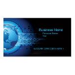 Tarjeta del concepto del negocio tarjetas de visita