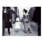 tarjeta del día de madre del niño de la madre de l tarjetas postales