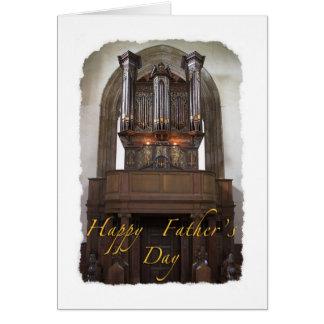 Tarjeta del día de padre - Framlingham