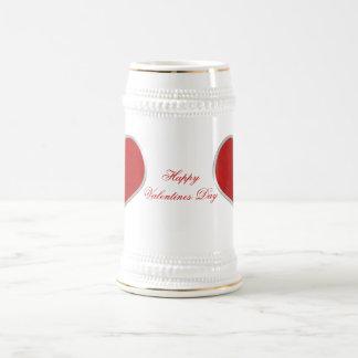 Tarjeta del día de San Valentín #2 Jarra De Cerveza