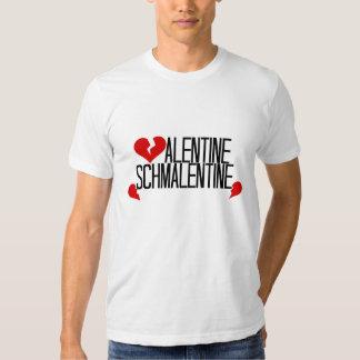 Tarjeta del día de San Valentín anti Playeras