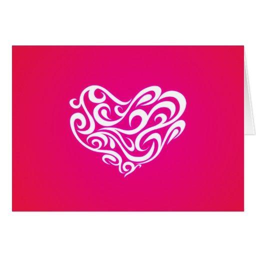 Tarjeta del día de San Valentín Card2