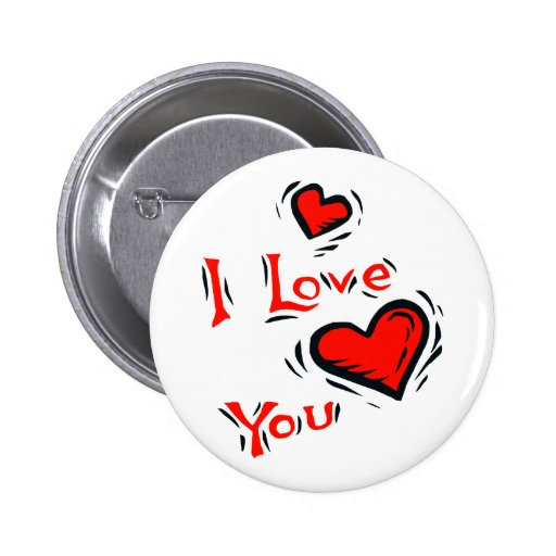tarjeta del día de San Valentín del diseño del tex Pins