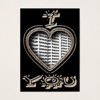 Tarjeta del día de San Valentín del el día de San