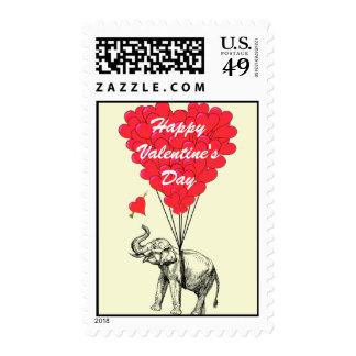 Tarjeta del día de San Valentín divertida del Envio