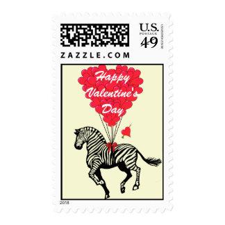 Tarjeta del día de San Valentín divertida del Sello