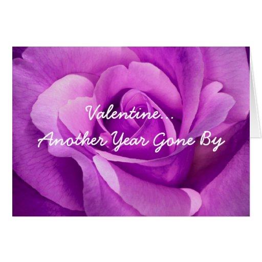 Tarjeta del día de San Valentín enérgica mala Card