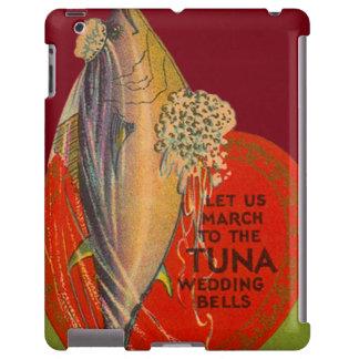 Tarjeta del día de San Valentín extraña de la ofer Funda Para iPad