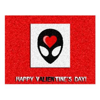 tarjeta del día de San Valentín extranjera Tarjetas Postales