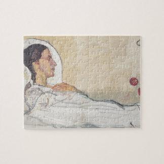 Tarjeta del día de San Valentín Gode de Fernando H Puzzles