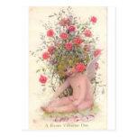 Tarjeta del día de San Valentín Postal