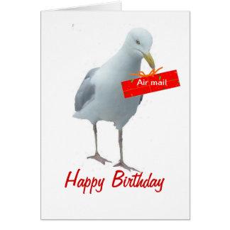 Tarjeta del día del cumpleaños cualquier persona