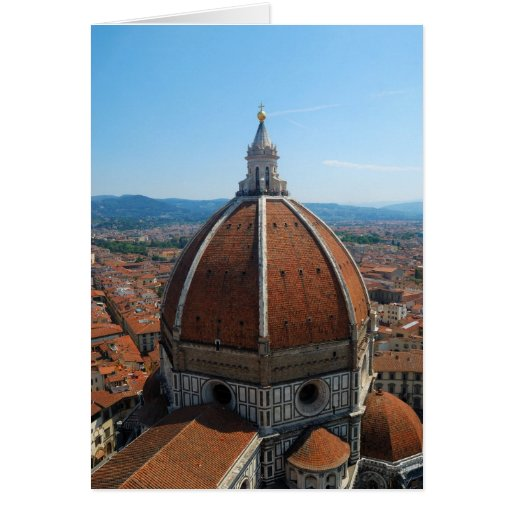 Tarjeta del Duomo de Florencia