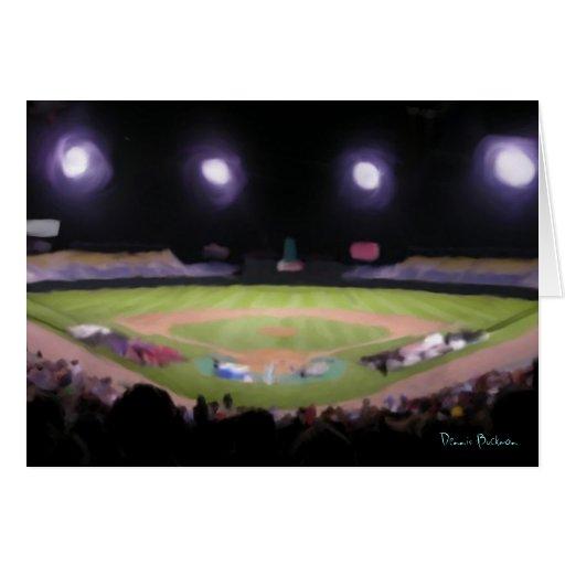 Tarjeta del estadio de Rosenblatt