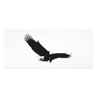 Tarjeta del estante de Eagle Tarjeta Publicitaria Personalizada